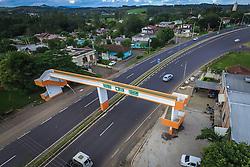 Banco de imagens das rodovias administradas pela EGR - Empresa Gaúcha de Rodovias. ERS-122 - Passarela Km 0. FOTO: Jefferson Bernardes/ Agencia Preview