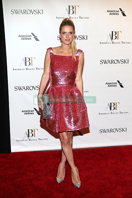 """ABT celebrates its spring season with the debut of """"Whipped Cream"""", a new ballet by Alexei Ratmansky. Walking the red carpet honorary co-chairs Katie Holmes, Blake Lively and Nicky Hilton Rothschild in New York City, NY. 22 May 2017 Pictured: Nicky Hilton Rothschild. Photo credit: Jennifer Mitchell / MEGA TheMegaAgency.com +1 888 505 6342"""