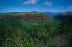 Waimea Canyon, Kauai, Hawaii, US