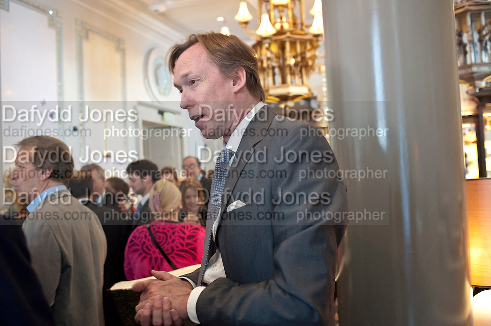 JAMES STOURTON, SpearÕs Book Awards, The Langham, Portland Place. London. 30 June 2009.  The inaugural SpearÕs Book Awards, celebrating the very best writing talent and the books of the year Ð from finance to fiction.<br /> JAMES STOURTON, Spear?s Book Awards, The Langham, Portland Place. London. 30 June 2009.  The inaugural Spear?s Book Awards, celebrating the very best writing talent and the books of the year ? from finance to fiction.