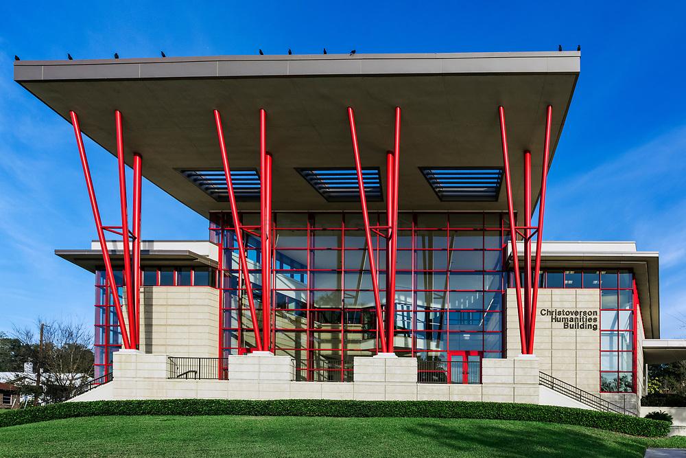 Christoverson Humanities Building, Florida Southern College, Lakeland, Florida, USA