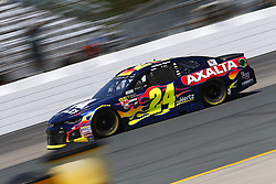 July 20, 2018 - Loudon, New Hampshire, United States of America - William Byron (24) takes to the track to practice for the Foxwoods Resort Casino 301 at New Hampshire Motor Speedway in Loudon, New Hampshire. (Credit Image: © Justin R. Noe Asp Inc/ASP via ZUMA Wire)