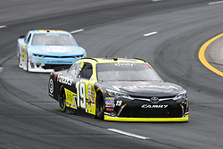 July 14, 2017 - Loudon, NH, United States of America - July 14, 2017 - Loudon, NH, USA: Matt Tifft (19) takes to the track to practice for the Overton's 200 at New Hampshire Motor Speedway in Loudon, NH. (Credit Image: © Justin R. Noe Asp Inc/ASP via ZUMA Wire)