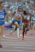 Olympic Stadium, Stratford, London, United Kingdom<br /> <br /> Description:<br /> <br /> 2012 London Olympic, Athletics, <br /> . <br /> <br /> 19:10:54  Friday  10/08/2012 [Mandatory Credit: Peter Spurrier/Intersport Images]