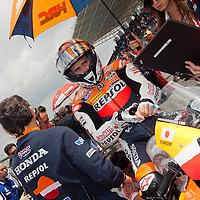 2011 MotoGP World Championship, Round 3, Estoril, Portugal, 1 May 2011, Andrea Dovizioso