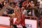 DESCRIZIONE : Campionato 2015/16 Giorgio Tesi Group Pistoia - Sidigas Avellino<br /> GIOCATORE : Blackshear Wayne<br /> CATEGORIA : Esultanza<br /> SQUADRA : Giorgio Tesi Group Pistoia<br /> EVENTO : LegaBasket Serie A Beko 2015/2016<br /> GARA : Giorgio Tesi Group Pistoia - Sidigas Avellino<br /> DATA : 25/10/2015<br /> SPORT : Pallacanestro <br /> AUTORE : Agenzia Ciamillo-Castoria/S.D'Errico<br /> Galleria : LegaBasket Serie A Beko 2015/2016<br /> Fotonotizia : Campionato 2015/16 Giorgio Tesi Group Pistoia - Sidigas Avellino<br /> Predefinita :