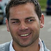 NLD/Noordwijk/20080520 - Voetballers melden zich voor trainingskamp Nederlands Elftal, FC Twente-doelman Sander Boschker