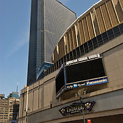 Madison Square Garden in Manhattan
