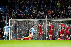 Liam Walsh of Bristol City looks dejected after Manchester City score in added time to win 2-1 - Rogan/JMP - 09/01/2018 - Etihad Stadium - Manchester, England - Manchester City v Bristol City - Carabao Cup Semi Final First Leg.