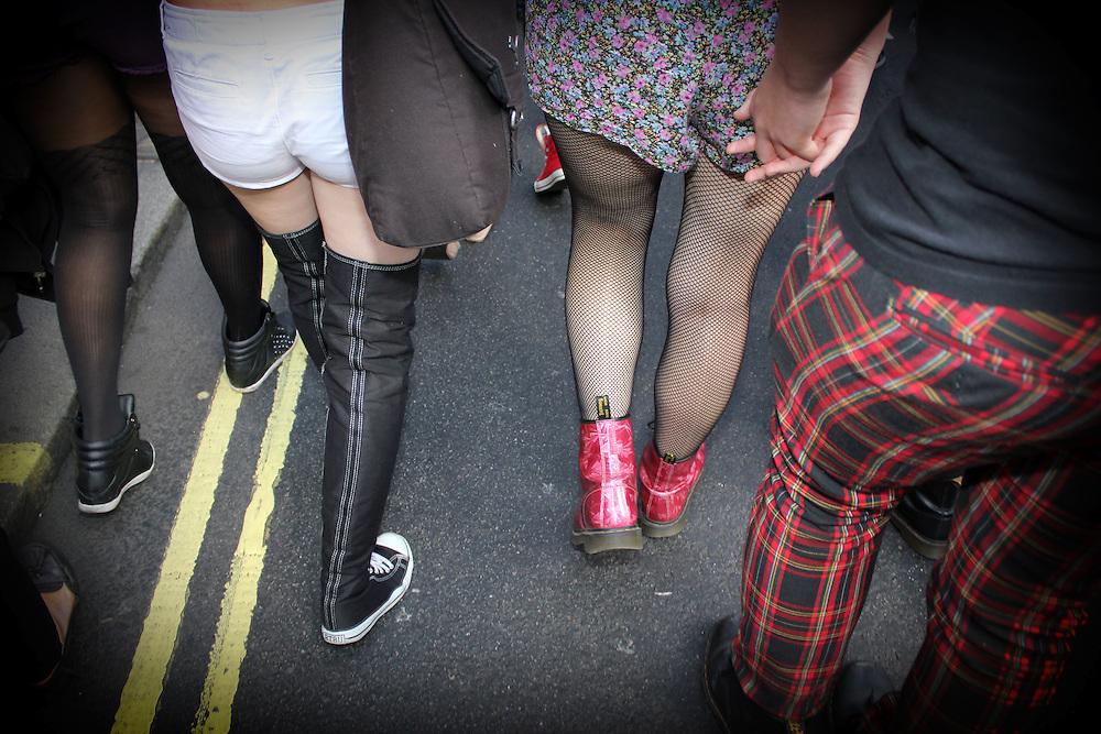 Slut Walk, london 2012