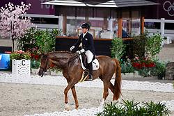 TOKYO - Olympische Spiele / Olympic Games 2021<br /> <br /> WERTH Isabell (GER), Bella Rose 2<br /> Grand Prix de Dressage<br /> <br /> Tokio, Equestrian Park<br /> 25. July 2021<br /> © www.sportfotos-lafrentz.de/Dirk Caremans