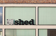 M Shed, a museum located on Prince's Wharf Bristol, England. The building opened in June 2011 with exhibits exploring life and work in the city. Architect: LAB Architecture Studio