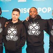 NLD/Amsterdam//20140331 - Uitreiking Edison Pop 2014, Great Minds