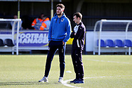 Bristol Rovers defender Ryan Sweeney (6) standing on the pitch during the EFL Sky Bet League 1 match between AFC Wimbledon and Bristol Rovers at the Cherry Red Records Stadium, Kingston, England on 17 February 2018. Picture by Matthew Redman.