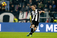 Leonardo Bonucci Juventus,<br /> Torino 19-11-2016, Juventus Stadium, Football Calcio 2016/2017 Serie A, Juventus - Pescara, Foto Filippo Alfero/Insidefoto