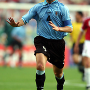 Uruguay's Pablo Montero