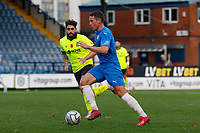 John Rooney. Stockport County FC 1-2 Weymouth FC. Vanarama National League. 31.10.20
