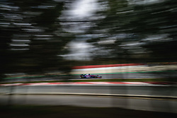 February 19, 2019 - Barcelona, Catalonia, Spain - ALEXANDER ALBON (THA) from team Toro Rosso drives in his in his STR14 during day two of the Formula One winter testing at Circuit de Catalunya (Credit Image: © Matthias OesterleZUMA Wire)