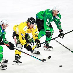 20211008: SLO, Ice Hockey - Ice Hockey League: HK SZ Olimpija vs HC Pustertal Woelfe