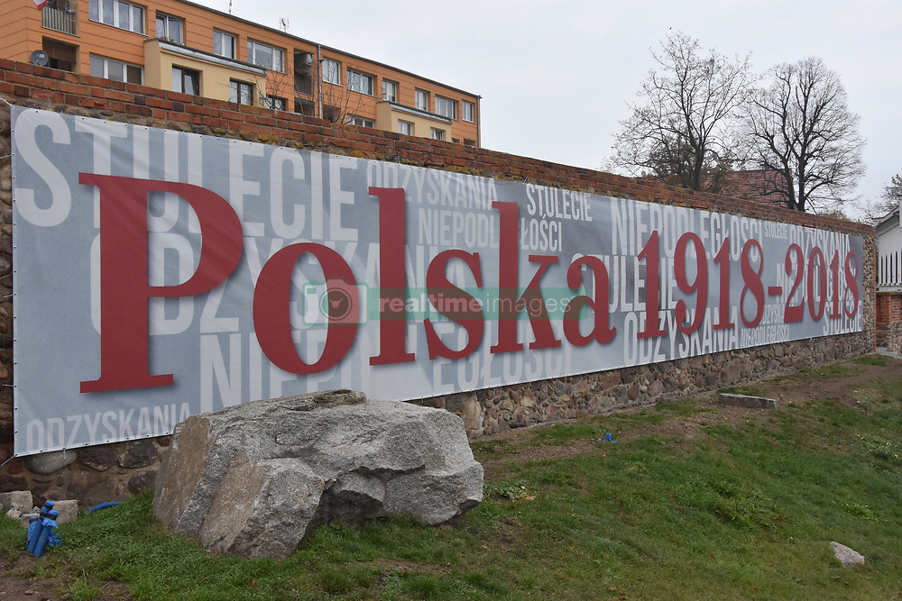November 11, 2018 - Lubin, Poland - The 100th anniversary of Poland regaining its independence. Throughout Poland, there were celebrations in which many Poles took part. The celebrations took place with the participation of the Polish Army. A hundred years ago, Poland regained independence (Credit Image: © Piotr Twardysko/ZUMA Wire)