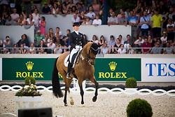 Von Bredow-Werndl Jessica, GER, Zaire E<br /> Aachen 2018<br /> © Hippo Foto - Sharon Vandeput<br /> 20/07/18