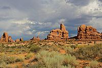 Arches National Park,Utah,