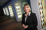 Editorial photograph of businesswoman in Livingston