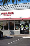Young Dong Tofu Asian Restaurant in San Gabriel California