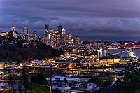 One November Night in Seattle