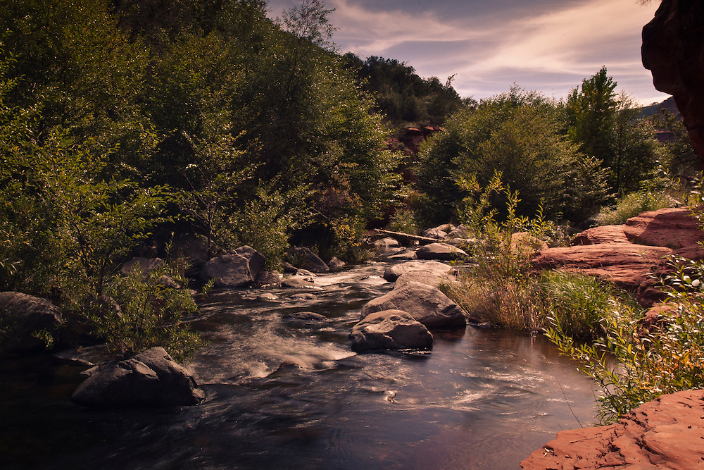 Taken at Slide Rock State Park, just outside of Sedona, AZ