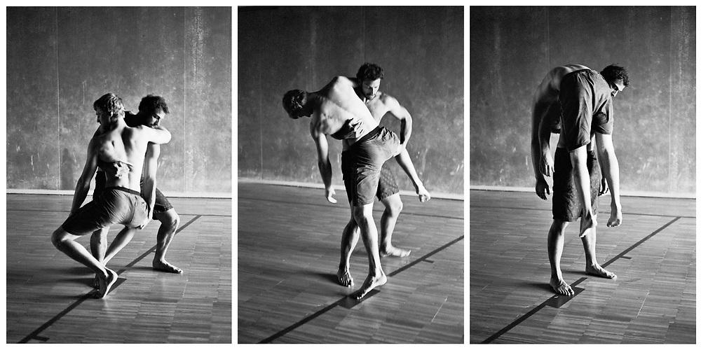 Deltebre - A personal approach to the Festival Deltebre Dansa 2010 i 2012