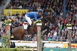 Ahlmann Christian, (GER), Codex One<br /> Rolex Grand Prix, The Grand Prix of Aachen<br /> Weltfest des Pferdesports Aachen 2015<br /> © Hippo Foto - Dirk Caremans<br /> 31/05/15