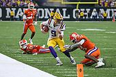 NCAA Football-CFP National Championship-Clemson vs LSU-Jan 13, 2020