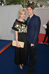 FEARNE COTTON and JESSE WOOD at the Glamour Women of The Year Awards in Association with Next held in Berkeley Square Gardens, Berkeley Square, London on 3rd June 2014.