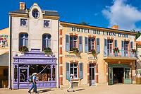 France, Vendée (85), Les Epesses, Parc du Puy du Fou // France, Vendée, Les Epesses, Parc du Puy du Fou