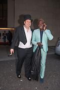 TOM EULENBERG; MAURICE MARSHALL, London Bar & Club Awards.  Annual awards honouring the best of London nightlife, InterContinental Hotel, Park Lane, London, 12 June 2012.