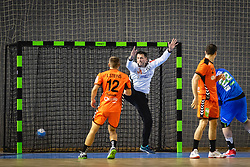 25-10-2019 SLO: Slovenia - Netherlands, Ormoz<br /> Gerrie Eijlers of Nederland during friendly handball match between Slovenia and Nederland, on October 25, 2019 in Sportna dvorana Hardek, Ormoz, Slovenia.