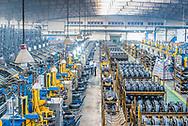 China / Anhui / Hefei<br /> <br /> Giti Tyre Anhui Plant , Production<br /> <br /> Daniele Mattioli China Corporate Photographer For Giti