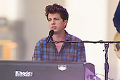 CHARLIE PUTH @ CITI CONCERT SERIES ON NBC TODAY 2016