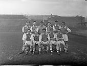 1958 - League of Ireland: Cork Hibernians v St. Patricks Athletic