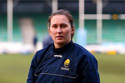Elizabeth Shermer of Worcester Warriors Women  - Mandatory by-line: Nick Browning/JMP - 09/01/2021 - RUGBY - Sixways Stadium - Worcester, England - Worcester Warriors Women v DMP Durham Sharks - Allianz Premier 15s
