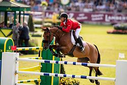 Farrington Kent, USA, Gazelle<br /> CHIO Aachen 2019<br /> Weltfest des Pferdesports<br /> © Hippo Foto - Dirk Caremans<br /> Farrington Kent, USA, Gazelle