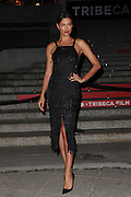 April 15, 2015 - New York, NY, USA - <br /> <br /> Irina Shayk attending the Vanity Fair Party during the 2015 Tribeca Film Festival at the New York State Supreme Court BuildingIrina Shayk<br /> ©Exclusivepix Media