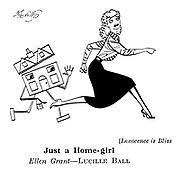 Innocence is Bliss ; Lucille Ball