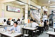 Traditional noodle shop.