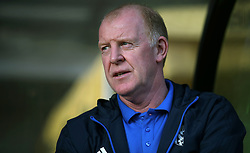 "West Bromwich Albion Assistant Head Coach Gary Megson during the pre-season friendly match at Vale Park, Stoke. PRESS ASSOCIATION Photo. Picture date: Tuesday August 1, 2017. See PA story SOCCER Port Vale. Photo credit should read: Nick Potts/PA Wire. RESTRICTIONS: EDITORIAL USE ONLY No use with unauthorised audio, video, data, fixture lists, club/league logos or ""live"" services. Online in-match use limited to 75 images, no video emulation. No use in betting, games or single club/league/player publications."
