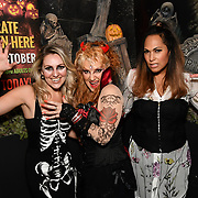 BBC1 All Together Now Series 1 Cast Members, fright night at The London Bridge Experience & London T