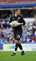 Birmingham City/Blackburn Rovers Premiership 21.08.10<br /> Photo: Tim Parker Fotosports International<br /> Ben Foster Birmingham City goalkeeper 2010/11
