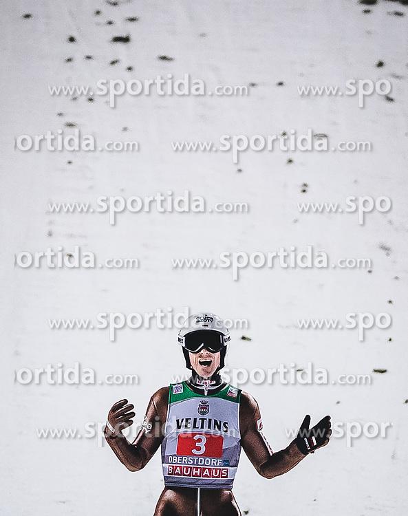 30.12.2018, Schattenbergschanze, Oberstdorf, GER, FIS Weltcup Skisprung, Vierschanzentournee, Oberstdorf, 2. Wertungsdurchgang, im Bild Piotr Zyla (POL) // Piotr Zyla of Poland during his 2nd Competition Jump for the Four Hills Tournament of FIS Ski Jumping World Cup at the Schattenbergschanze in Oberstdorf, Germany on 2018/12/30. EXPA Pictures © 2018, PhotoCredit: EXPA/ JFK