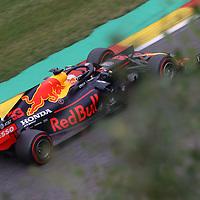 28.08.2020, Circuit de Spa-Francorchamps, Spa-Franchorchamps, FORMULA 1 ROLEX BELGIAN GRAND PRIX 2020<br />  , im Bild<br /> Max Verstappen (NEL#33), Aston Martin Red Bull Racing<br /> <br /> Foto © nordphoto / Bratic